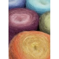 Woolly Hugs - Bobbel Mohair