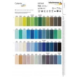 Catania - einfarbig