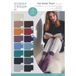 Hot Socks Pearl