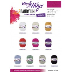 Woolly Hugs - Bandy uni